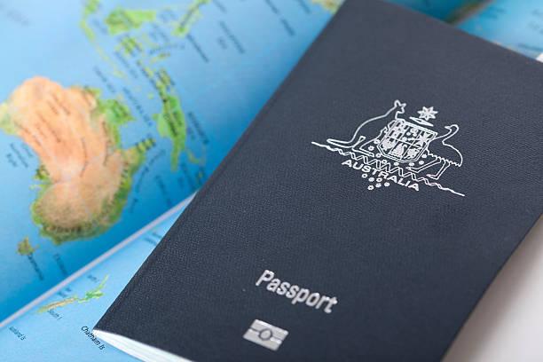 Kết quả hình ảnh cho hộ chiếu úc
