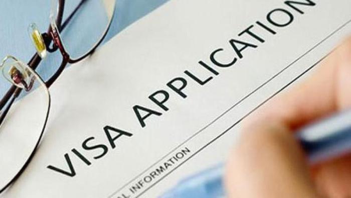 Kết quả hình ảnh cho hồ sơ visa